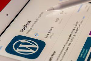 בניית אתר wordpress